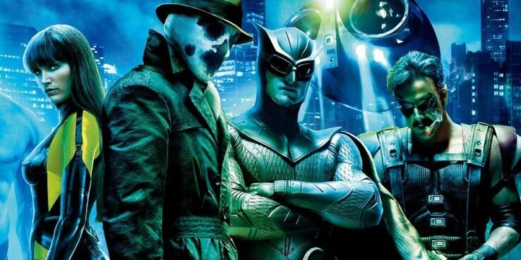 《守護者》(Watchmen) 是一部續集。