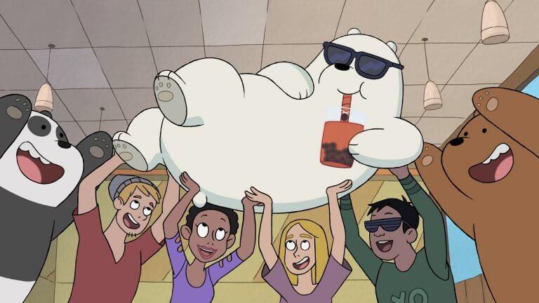 《超級小白》、《熊熊遇見你》、《少年悍將 Go!》滿滿的卡通轟炸! WarnerMedia陪你度過兒童節