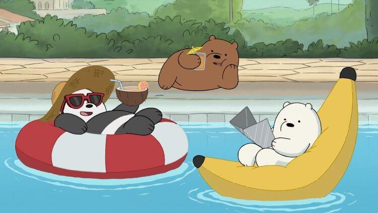 《熊熊遇見你》動畫