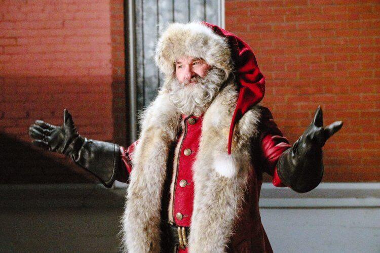 《聖誕急救隊 》劇照。