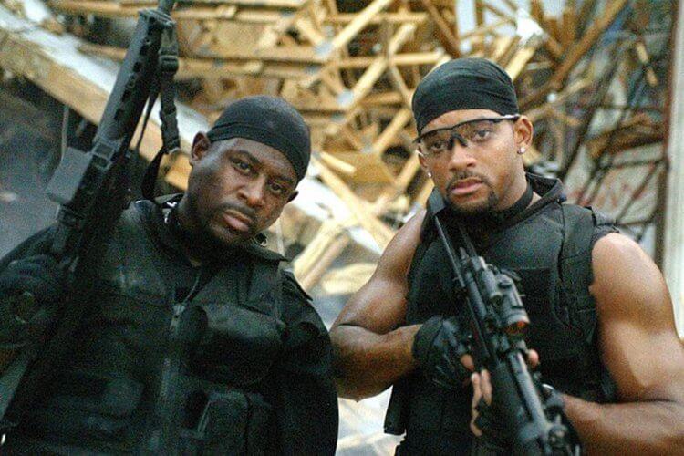 麥可貝執導的《絕地戰警 2》,也是由威爾史密斯、馬汀勞倫斯主演。