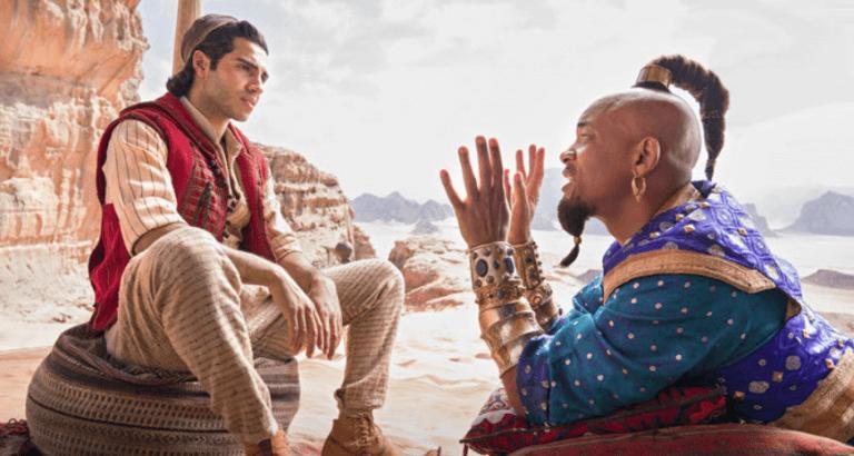迪士尼真人版《阿拉丁》電影預告片正式出爐。