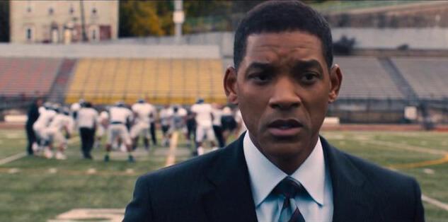 威爾史密斯在 2015 年電影《震盪效應》中飾演班奈特奧瑪魯醫生,該片讓他有機會問鼎 2015 年金球獎「最佳男演員」獎項。
