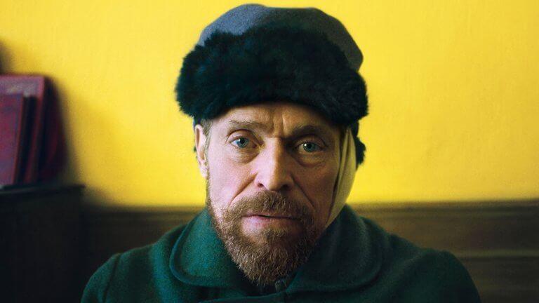 威廉達佛這次以《梵谷:在永恆之門》再度挺進奧斯卡金像獎「最佳男主角」獎入圍名單。