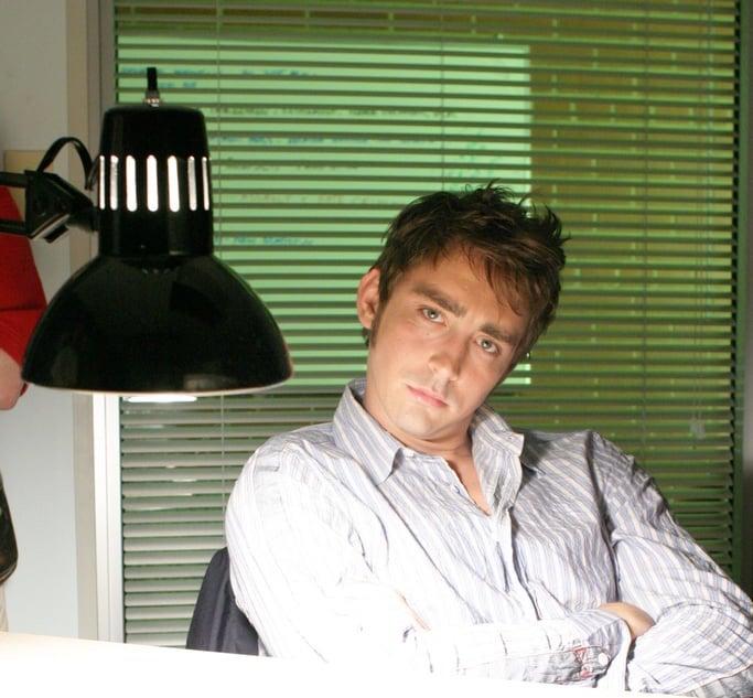 李培斯 2004 年《奇蹟》影集劇照。