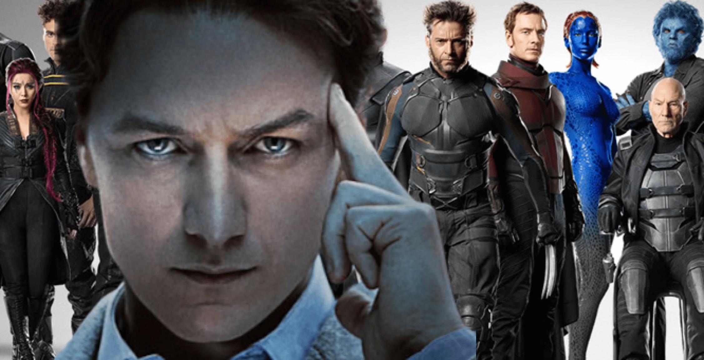 《復仇者聯盟》與《X戰警》合併在即?  X教授正在煩惱變種人與復仇者們共處一室的問題首圖