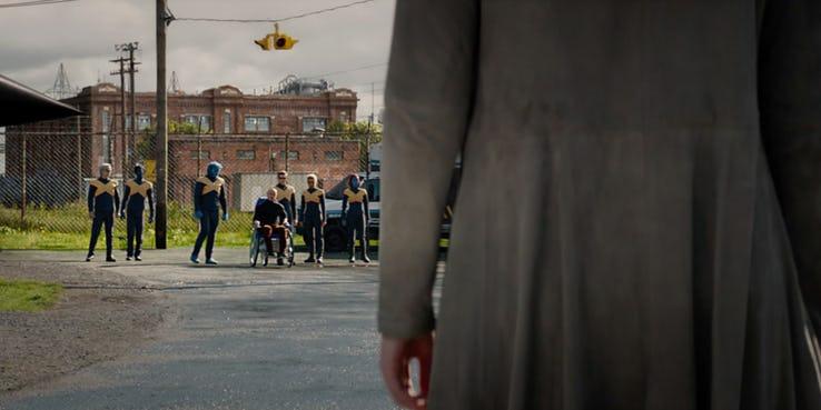琴葛雷 在《 X戰警:黑鳳凰 》將會和 X 戰警夥伴對立。