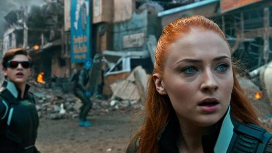 《X 戰警:黑鳳凰》(X-Men:Dark Phoenix) 劇照。