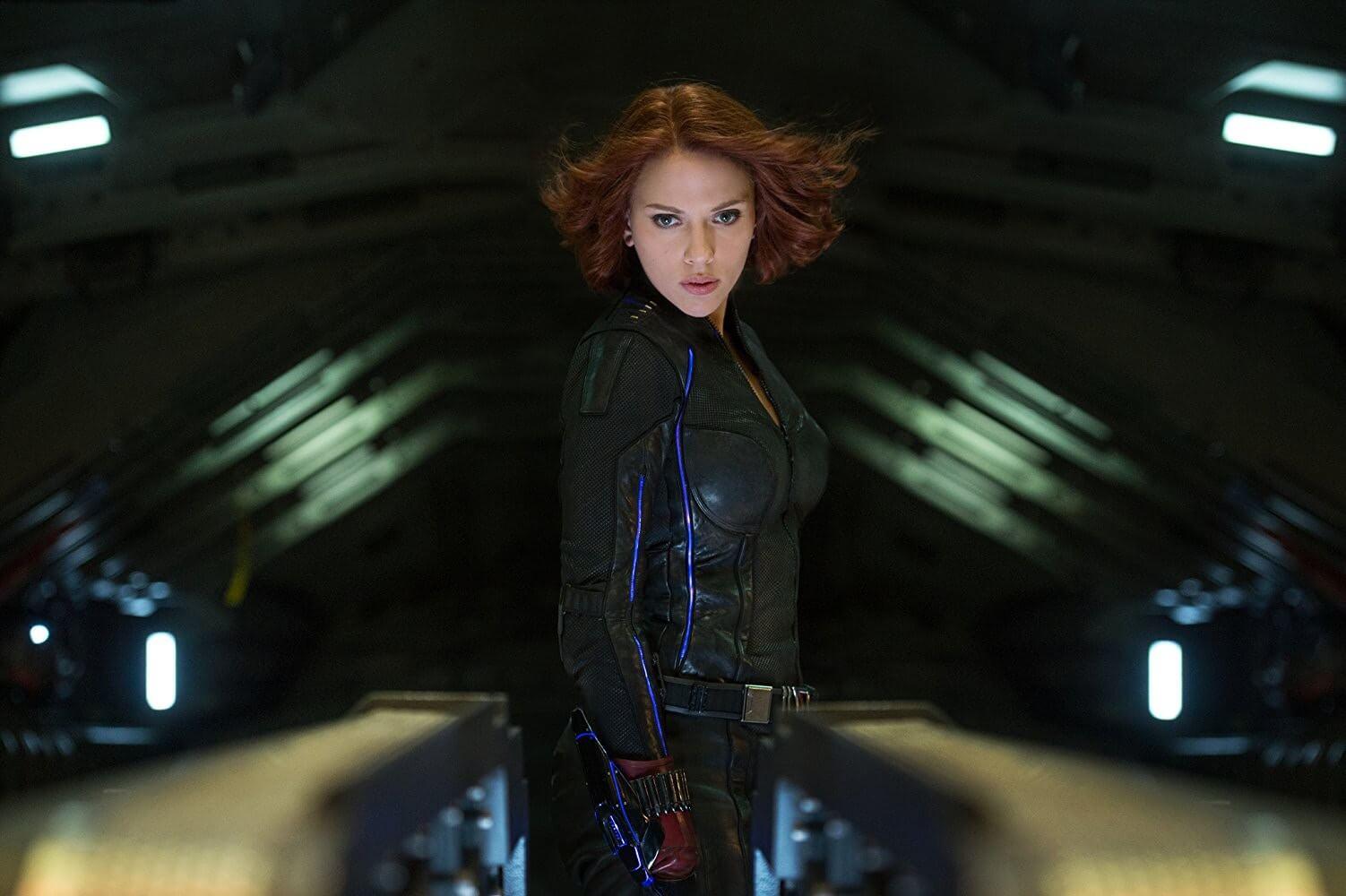 2015 年曼威的超級英雄電影《復仇者聯盟 2:奧創紀元》。