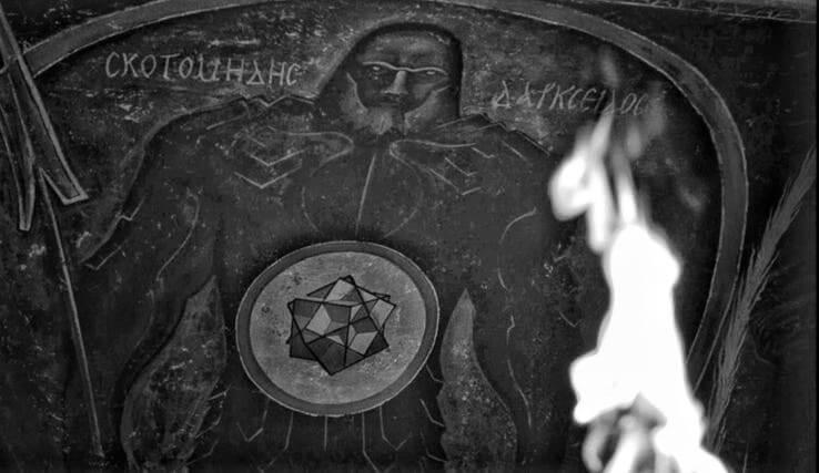 達克賽德的壁畫