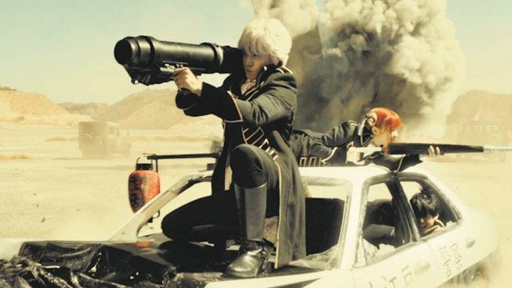 《 銀魂2:規矩是為了被打破而存在的 》 劇照 。