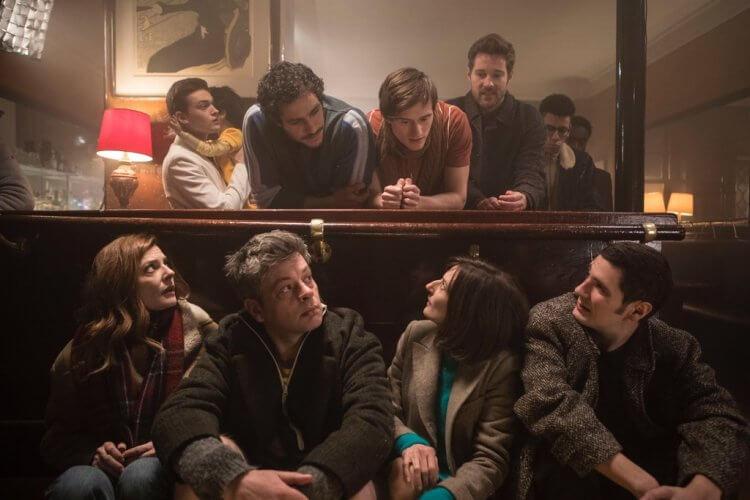 《戀愛倒帶中》演員 齊雅拉馬斯楚安尼 與 班傑明畢歐雷 離婚十二年後再次聚首,詮釋面臨婚姻危機的男女主角,話題與默契十足。