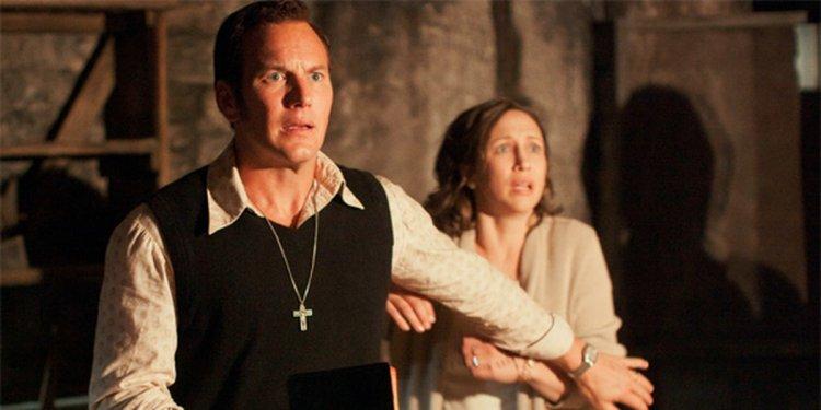 派翠克威爾森與薇拉法蜜嘉在《厲陰宅》系列電影中飾演華倫夫婦。