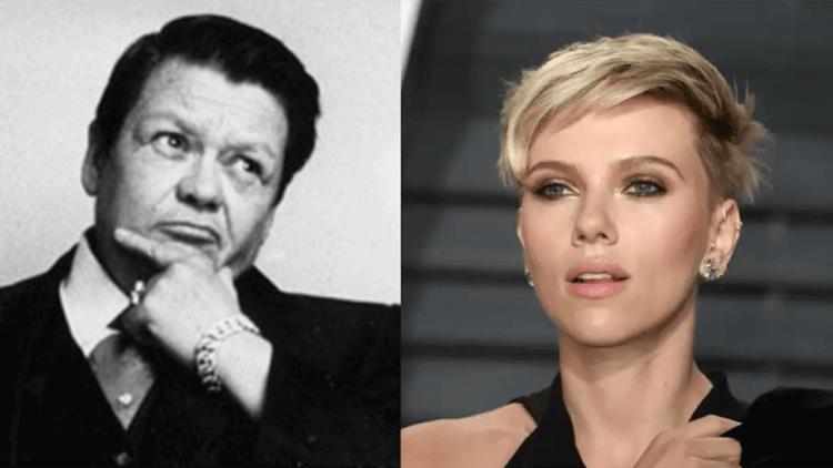 史嘉蕾喬韓森 (Scarlett Johansson) 原本要在《Rub & Tug》演出跨性別角色 Dante Tex Gill