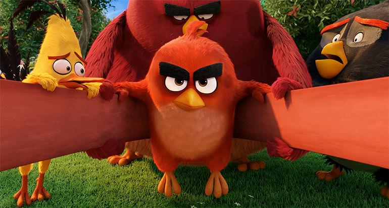 Angry Birds 即將藉由《憤怒鳥玩電影 2》再度攻佔大銀幕。
