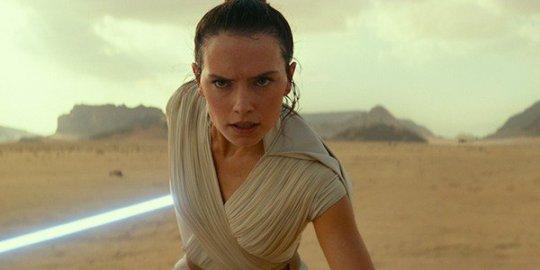 《Star Wars : 天行者的崛起》劇照