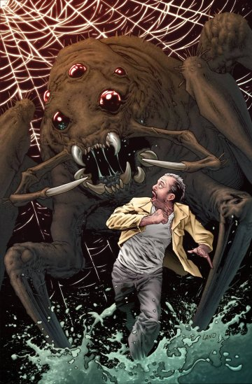 《蜘蛛人》+恐怖片會是什麼模樣?可以看看漫畫《Edge of Spider-Verse》。