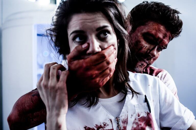 《電競殺手》(Censor) 劇照。