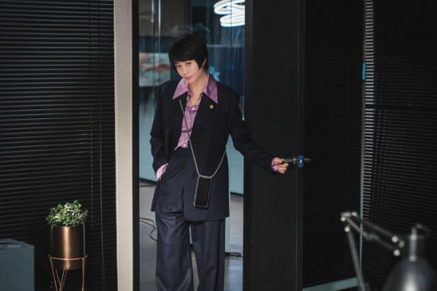 《富豪辯護人》金惠秀。