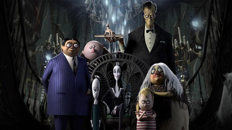 誰能比我們古怪?集怪咖於一家的《阿達一族》(The Addams Family) 新預告釋出!