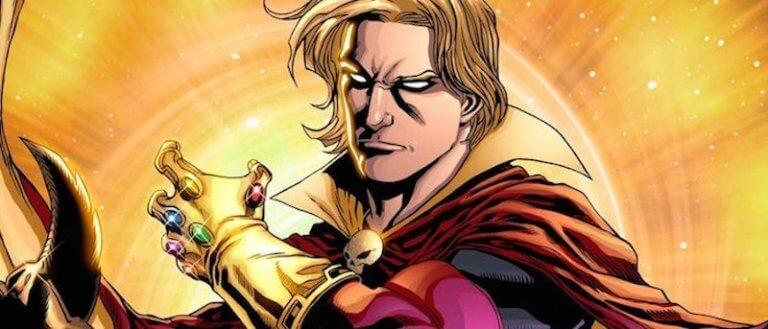 曾在 MCU《星際異攻隊》中留下現身伏筆,漫威漫畫系列中的超級英雄「亞當術士」。