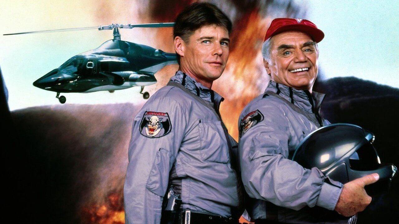 為什麼我們還看不到《飛狼》電影?( 上 ):寂靜的藍色閃電劈出了直升機傳奇首圖