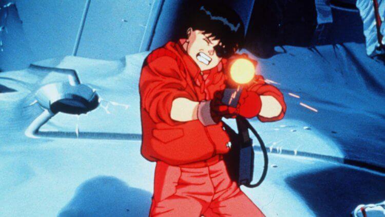 《阿基拉》(Akira) 動畫。