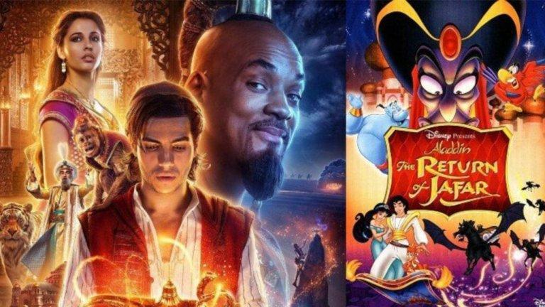 迪士尼《阿拉丁》續集籌備中!將不會直接改編《賈方復仇記》,以原創故事為主
