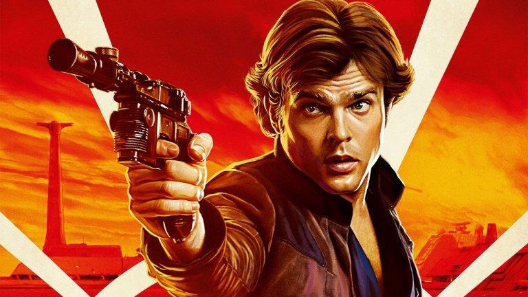 【影評】《星際大戰外傳 : 韓索羅》適合新粉入坑的外傳電影