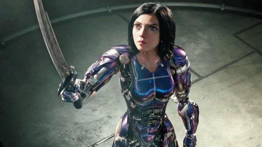 《艾莉塔:戰鬥天使》(Alita: Battle Angel) 動作場面出色。