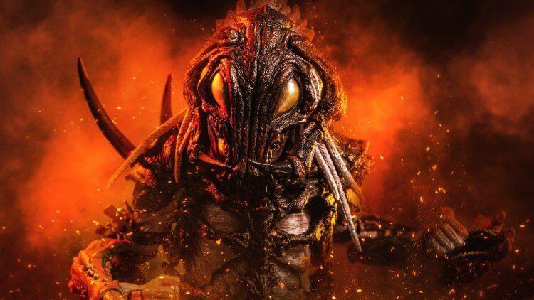 你知道歷史上第一位終極戰士是誰嗎?從紀念款玩具「Alpha Predator」解析「狩獵文化」和「種族文明」首圖