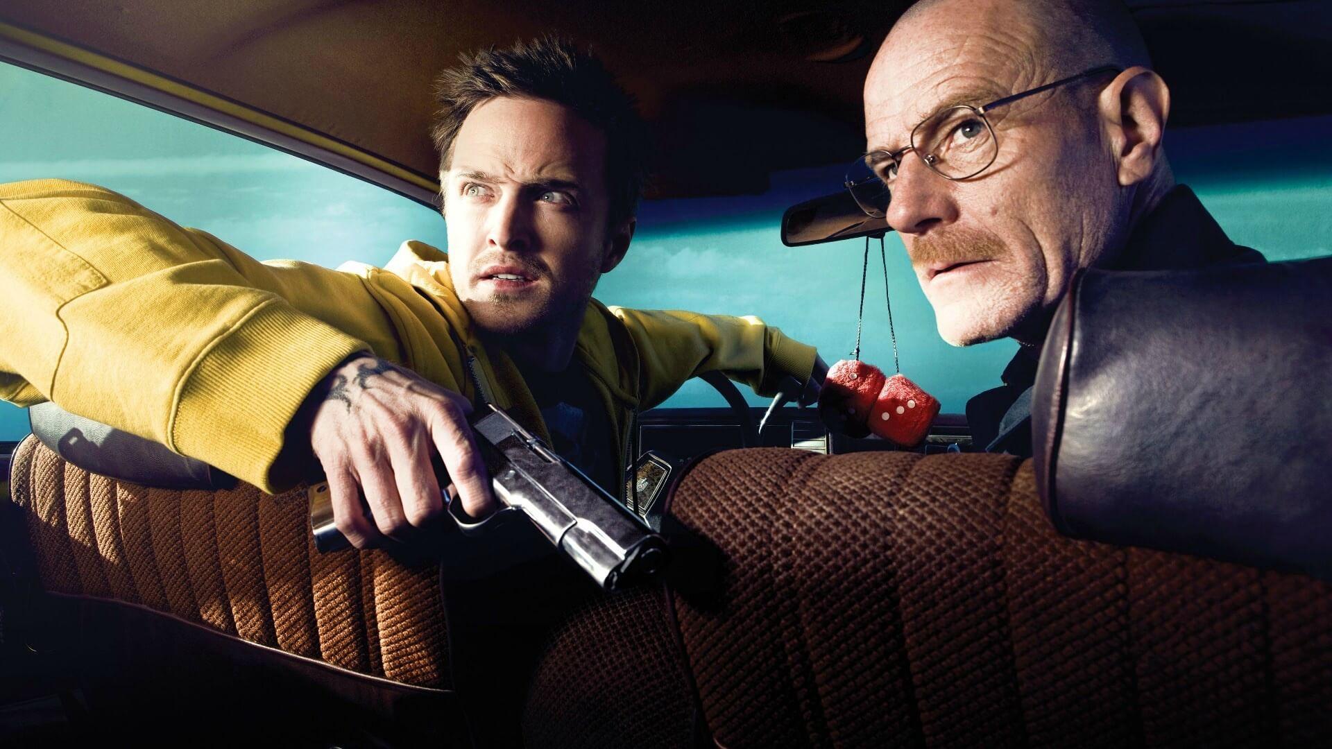 AMC 頻道影集《絕命毒師》據傳即將推出電影版。