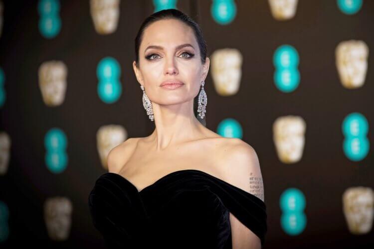 安潔莉娜裘莉 (Angelina Jolie) 將主演《永恆族》(The Eternals)