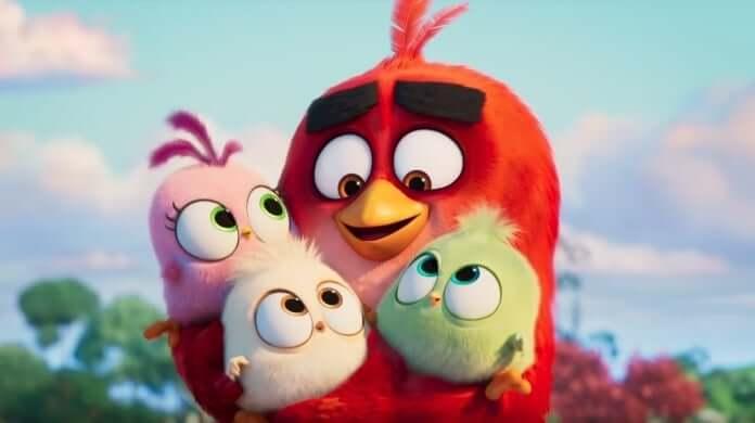 《憤怒鳥玩電影 2:冰的啦》上週北美票房列居第四。