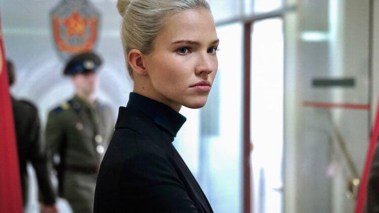 盧貝松親自編導,莎夏露絲主演的諜報動作片《安娜》。