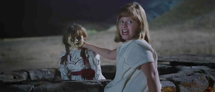 惡靈娃娃回來了!《安娜貝爾 3》即將登場,溫子仁表示這將會是很「厲陰宅」的外傳作品。