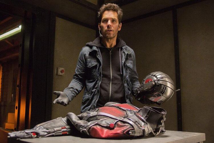 主演漫威超級英雄電影《蟻人》的保羅路德。