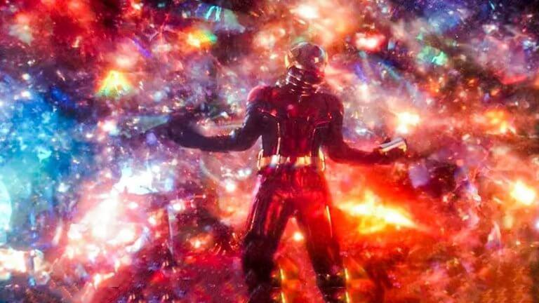 蟻人與量子領域在《復仇者聯盟 4:終局之戰》成為替代寶石進行時間旅行的逆轉關鍵。