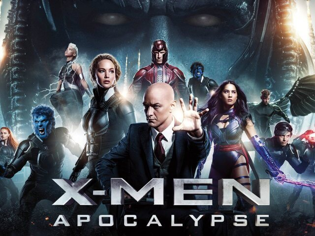 《X戰警:天啟》 福斯 發行
