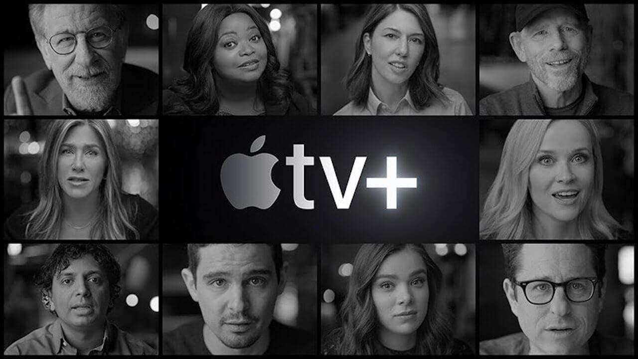 AppleTV+ 來了!傑森摩莫亞、珍妮佛安妮斯頓、奈沙馬蘭、史蒂芬史匹柏等影星名導串流影音作品秋季颯爽登場首圖