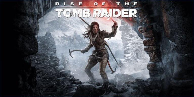 2015 年的電玩遊戲《古墓奇兵:崛起》。