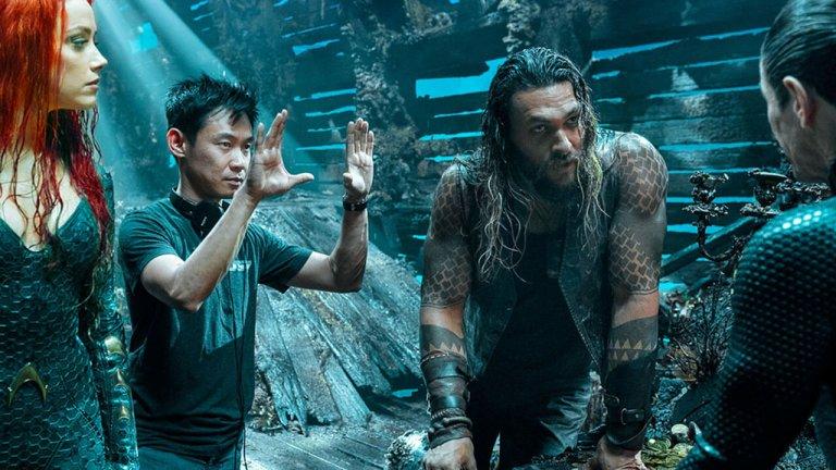 溫子仁的《水行俠》被網友譽為是 DC 漫改電影的翻身之作。