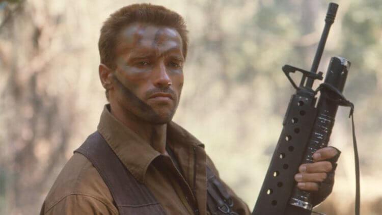 若非阿諾史瓦辛格,就不會有《終極戰士》的電影。