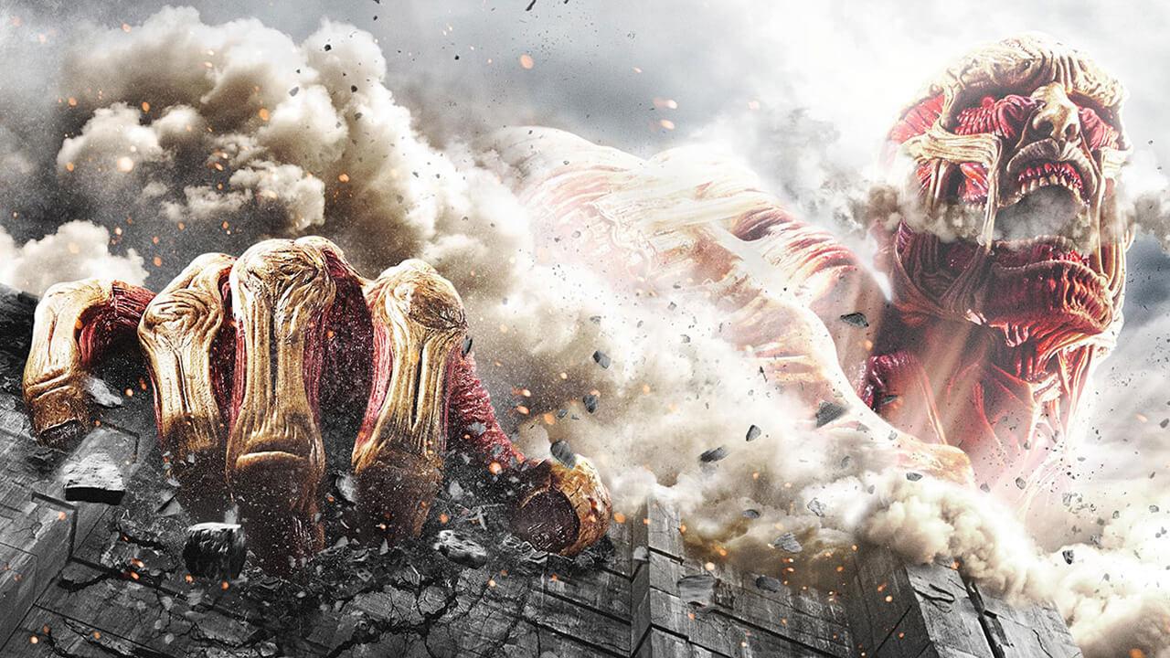 《進擊的巨人》要在好萊塢重生了,但它確定「進擊」得起來嗎?首圖