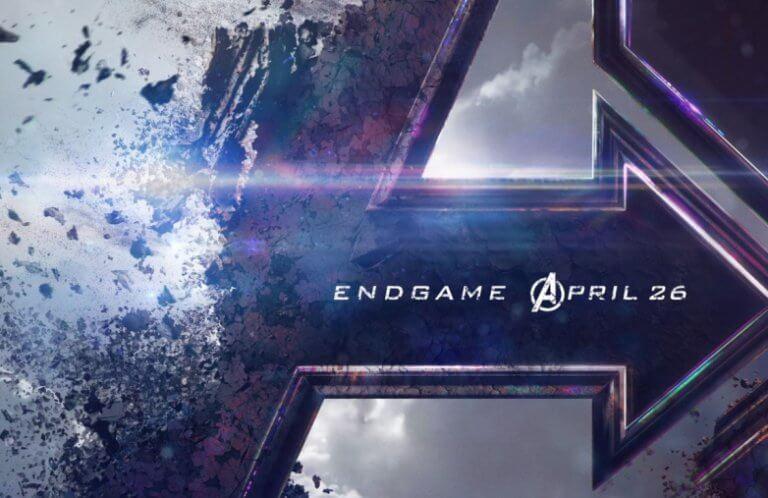 《復仇者聯盟 4:終局之戰》將於 2019 年 4 月 26 日上映。