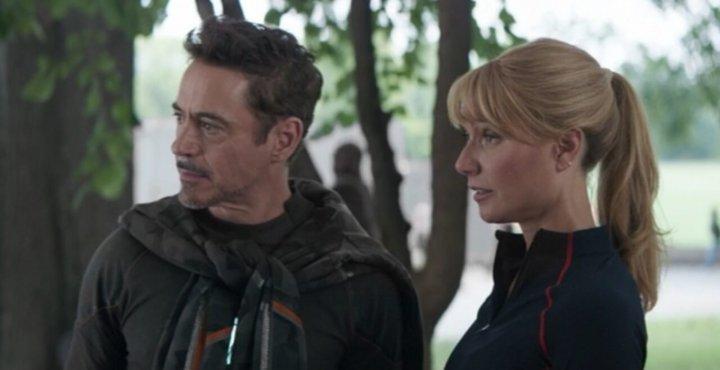 東尼史塔克 小辣椒 婚禮相關影片 -《復仇者聯盟:無限之戰》刪除片段。