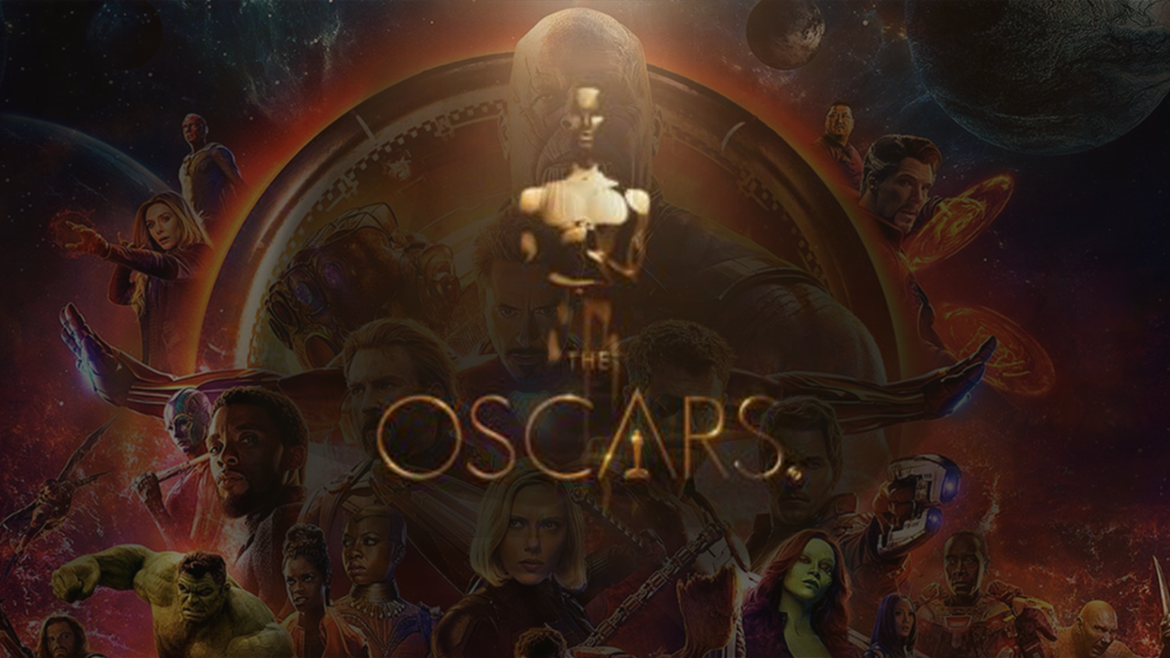 角逐奧斯卡?迪士尼只幫《復仇者聯盟:無限之戰》報名「最佳◯◯」獎首圖