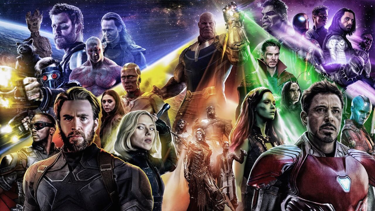 Image result for 復仇者聯盟3:無限之戰 Avengers: Infinity War