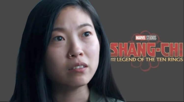 奧卡菲娜 (Awkwafina) 將主演《上氣與十環幫傳奇(暫譯)》(Shang-Chi and the Legend of the Ten Rings)