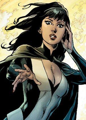 DC 漫畫扎塔娜。